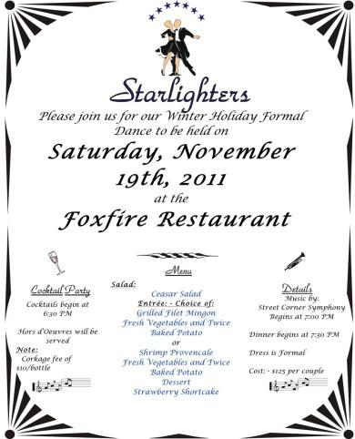 Microsoft Word - The Foxfire Invitation November 2011.doc